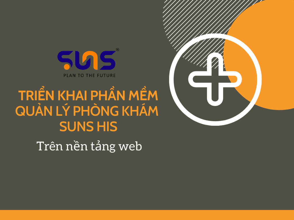 phần mềm quản lý phòng khám trên nền tảng web