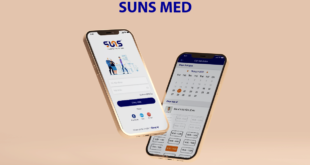 Ứng dụng khám bệnh trực tuyến SUNS MED
