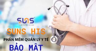 Phần mềm quản lý y tế bảo mật ra sao